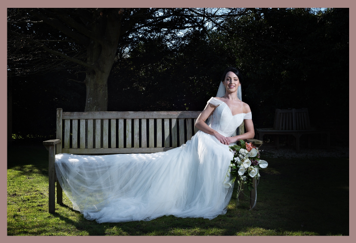 Kings Chapel wedding planner Daniel Adams Photography