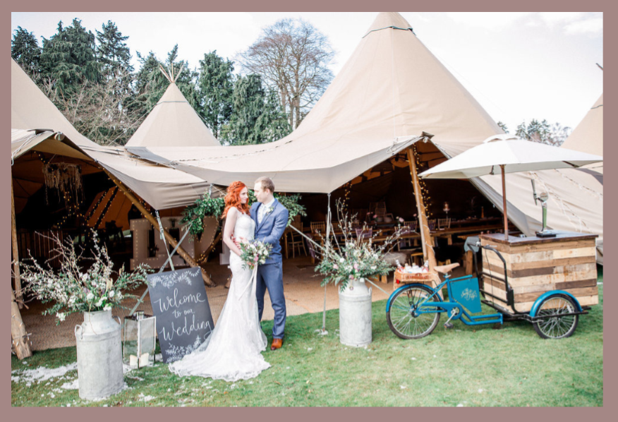 Tipi wedding planner Madara Kurtisa Photography