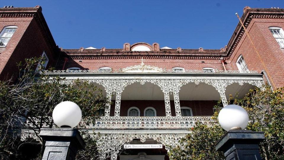 St. Vincent's Guest House