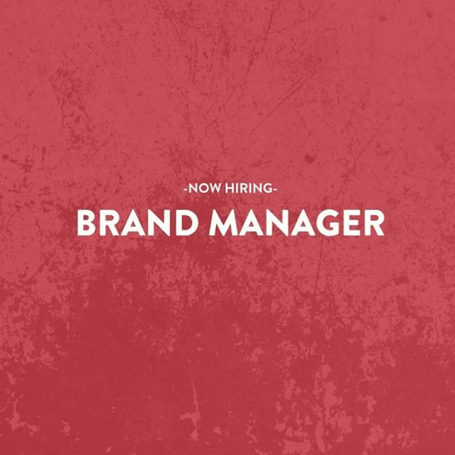 We're hiring! Looking for Little Rock's finest social media community managers to fill our Brand Manager position. Link in bio! #adagency #littlerock #digitalmarketing #marketing #arkansas