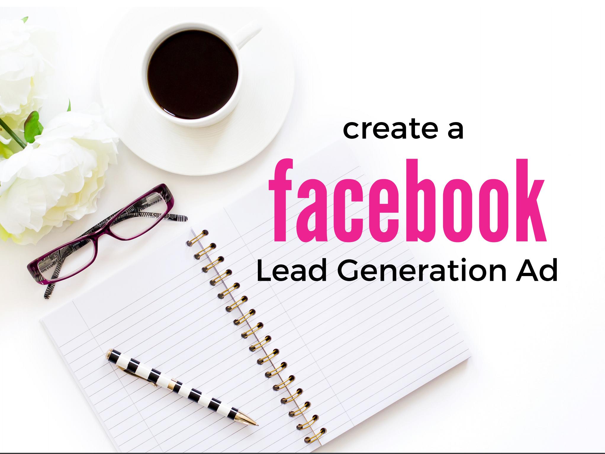 Facebook Lead Gen Ads Cover