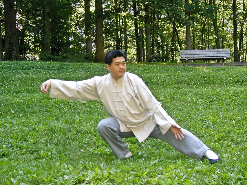 A local Tai Chi Master- the late, great, David Chen. Rest easy brother- your legacy continues-
