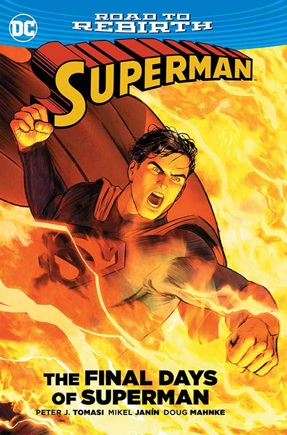 SUPERMAN THE FINAL DAYS OF SUPERMAN TP.jpg