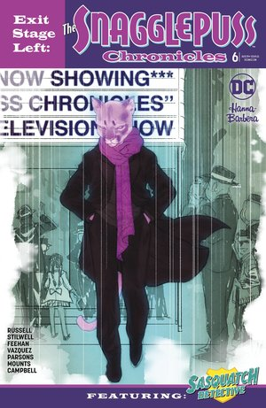 EXIT+STAGE+LEFT+THE+SNAGGLEPUSS+CHRONICLES+6+of+6.jpg