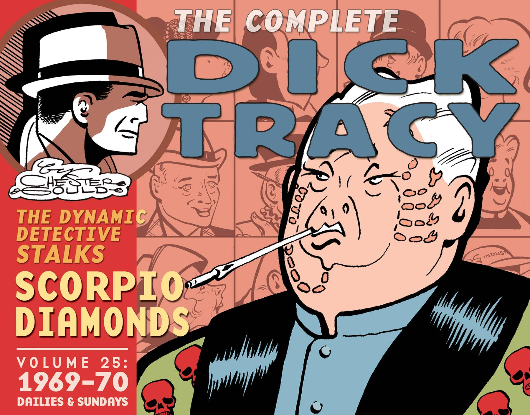 COMPLETE CHESTER GOULD DICK TRACY HC 25.jpg