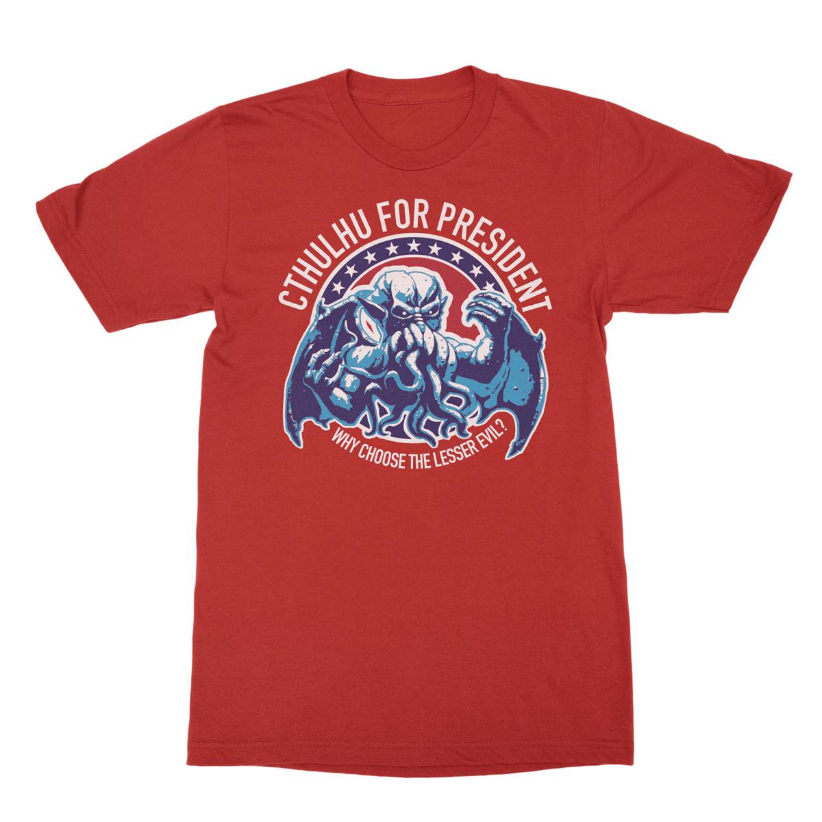 CTHULHU FOR PRESIDENT NY RED T S XXL.jpg