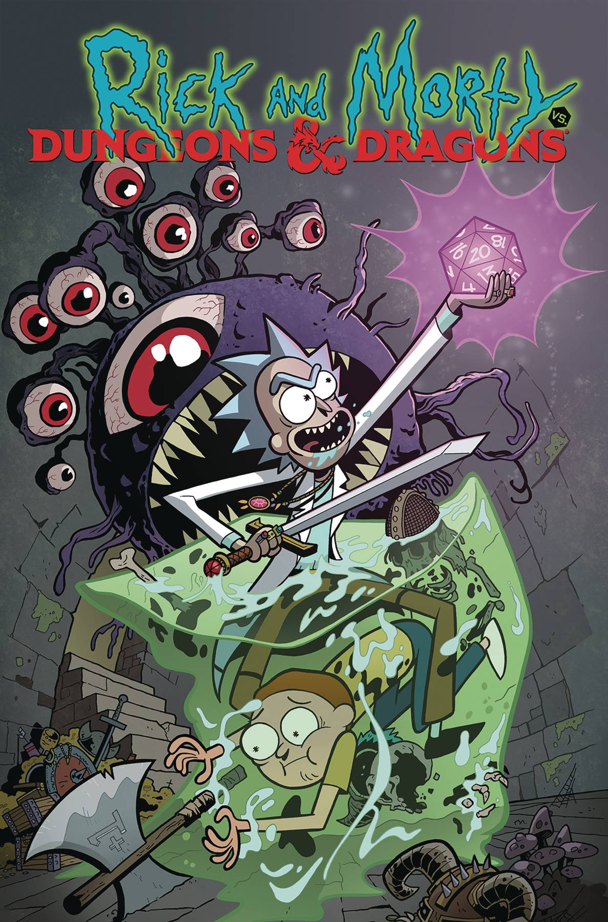 RICK AND MORTY VS DUNGEONS & DRAGONS TP.jpg