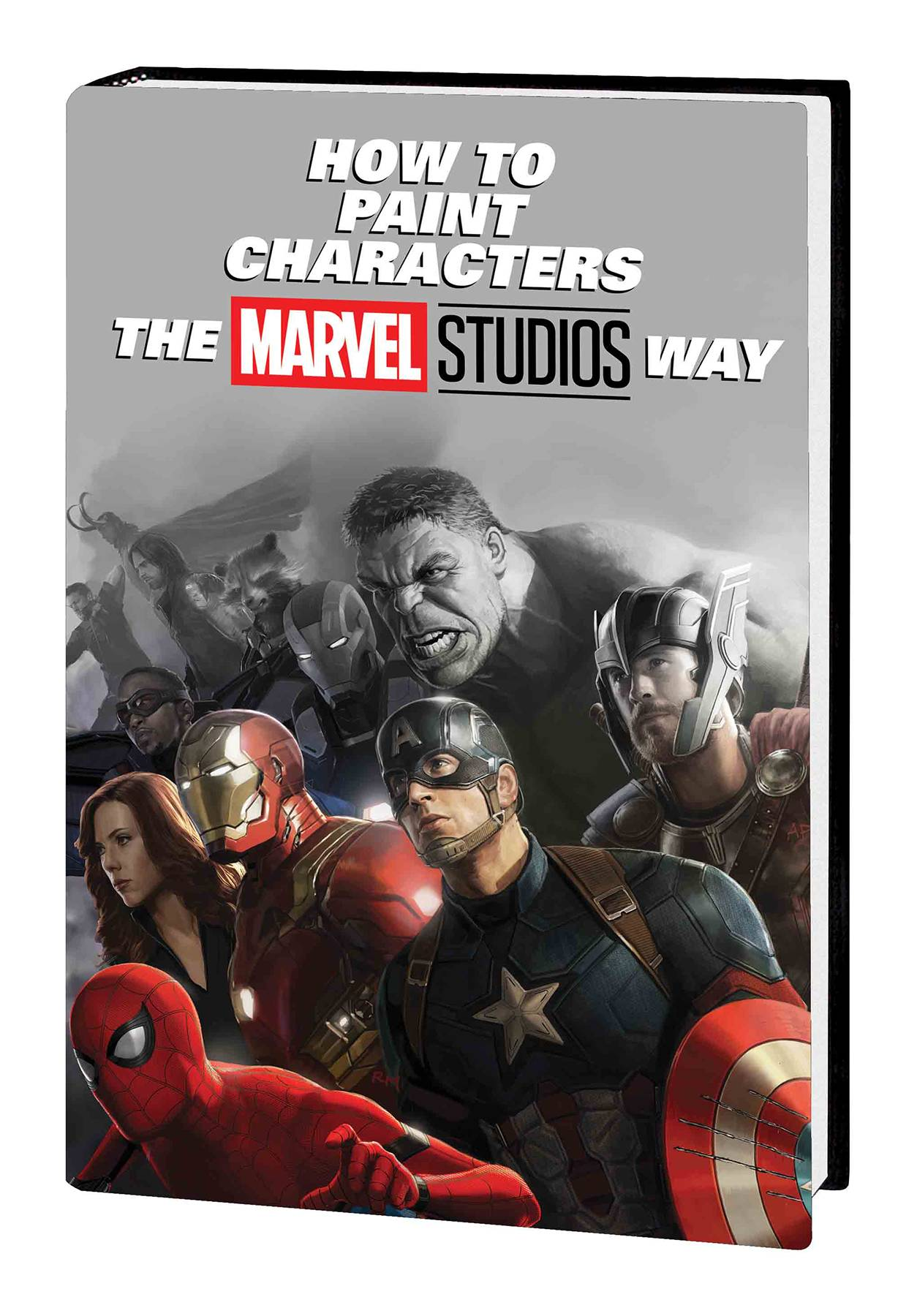 HOW TO PAINT CHARACTERS MARVEL STUDIOS WAY HC.jpg