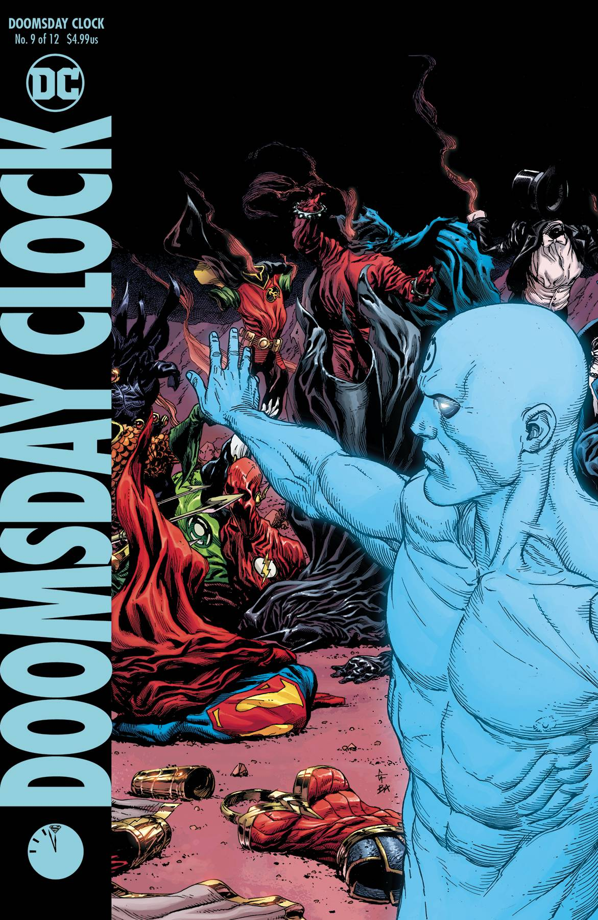 DOOMSDAY CLOCK 9 of 12 VAR ED.jpg