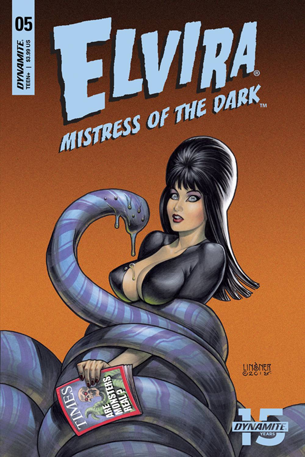 ELVIRA MISTRESS OF DARK 5 CVR A LINSNER.jpg