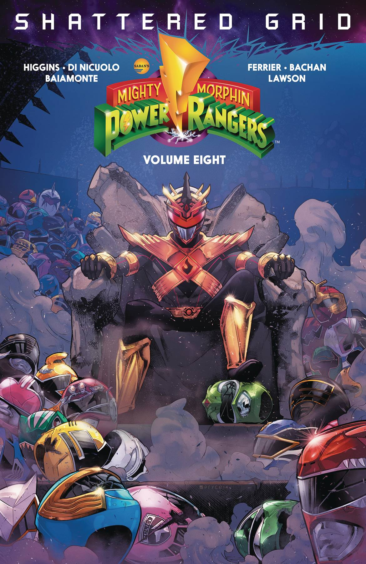 MIGHTY MORPHIN POWER RANGERS TP 8 SG.jpg
