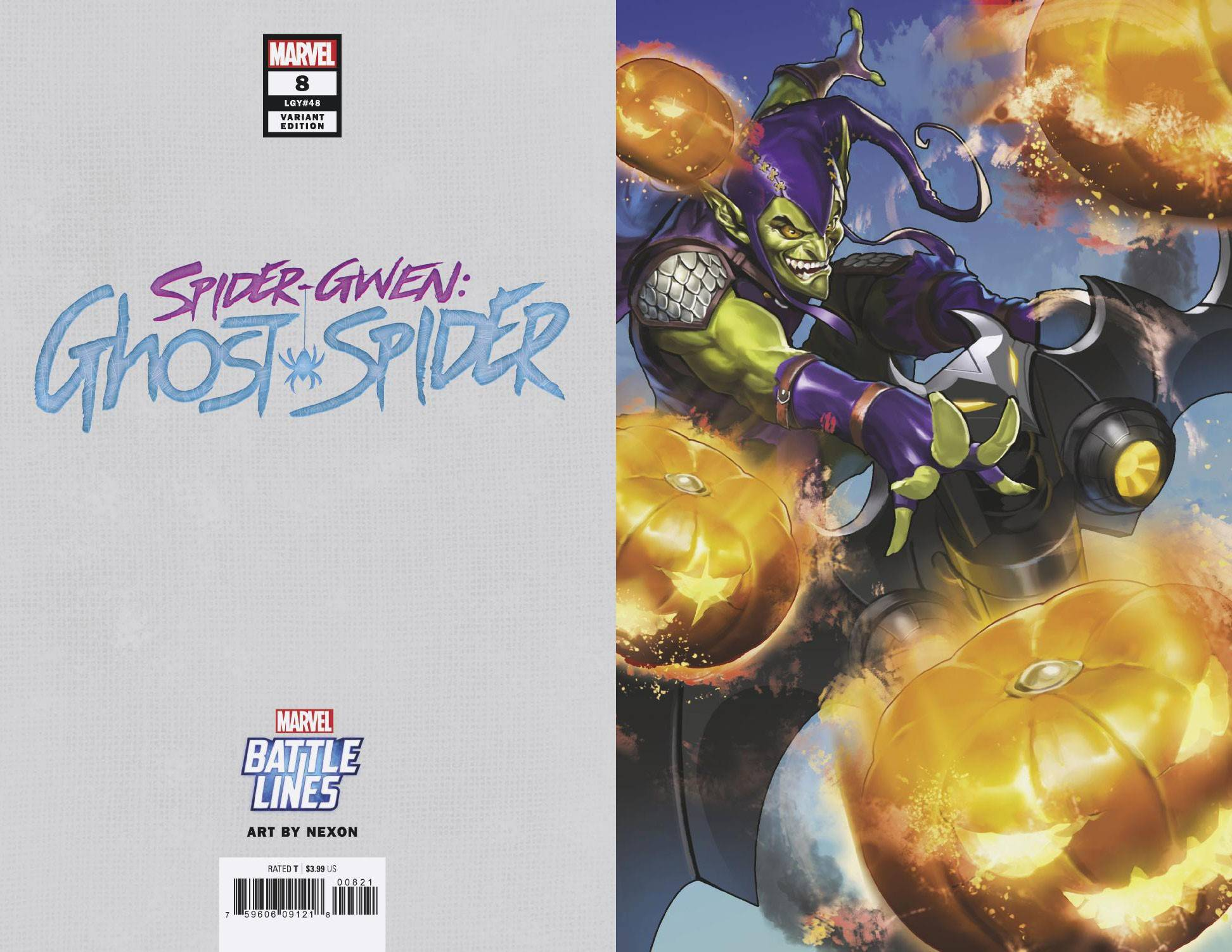 SPIDER-GWEN GHOST SPIDER 8 NEXON MARVEL BATTLE LINES VAR.jpg