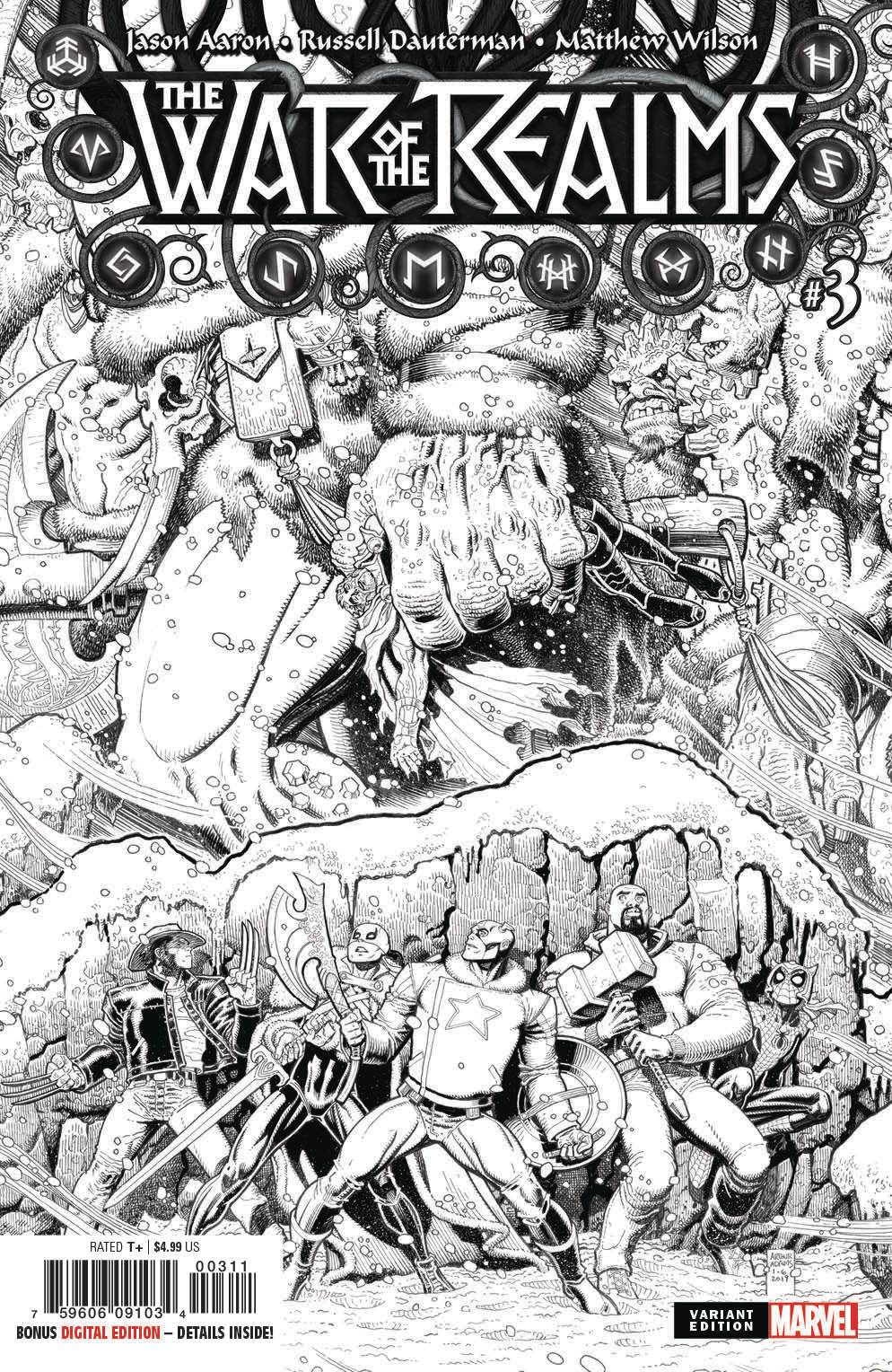 WAR OF REALMS #3 (OF 6) ART ADAMS B&W VAR.jpg