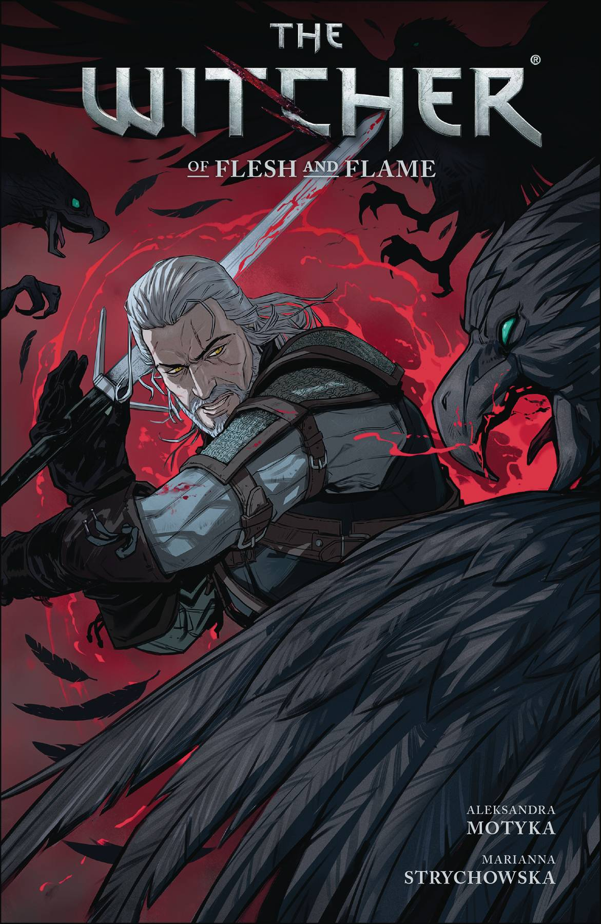 WITCHER TP 4 OF FLESH AND FLAME.jpg