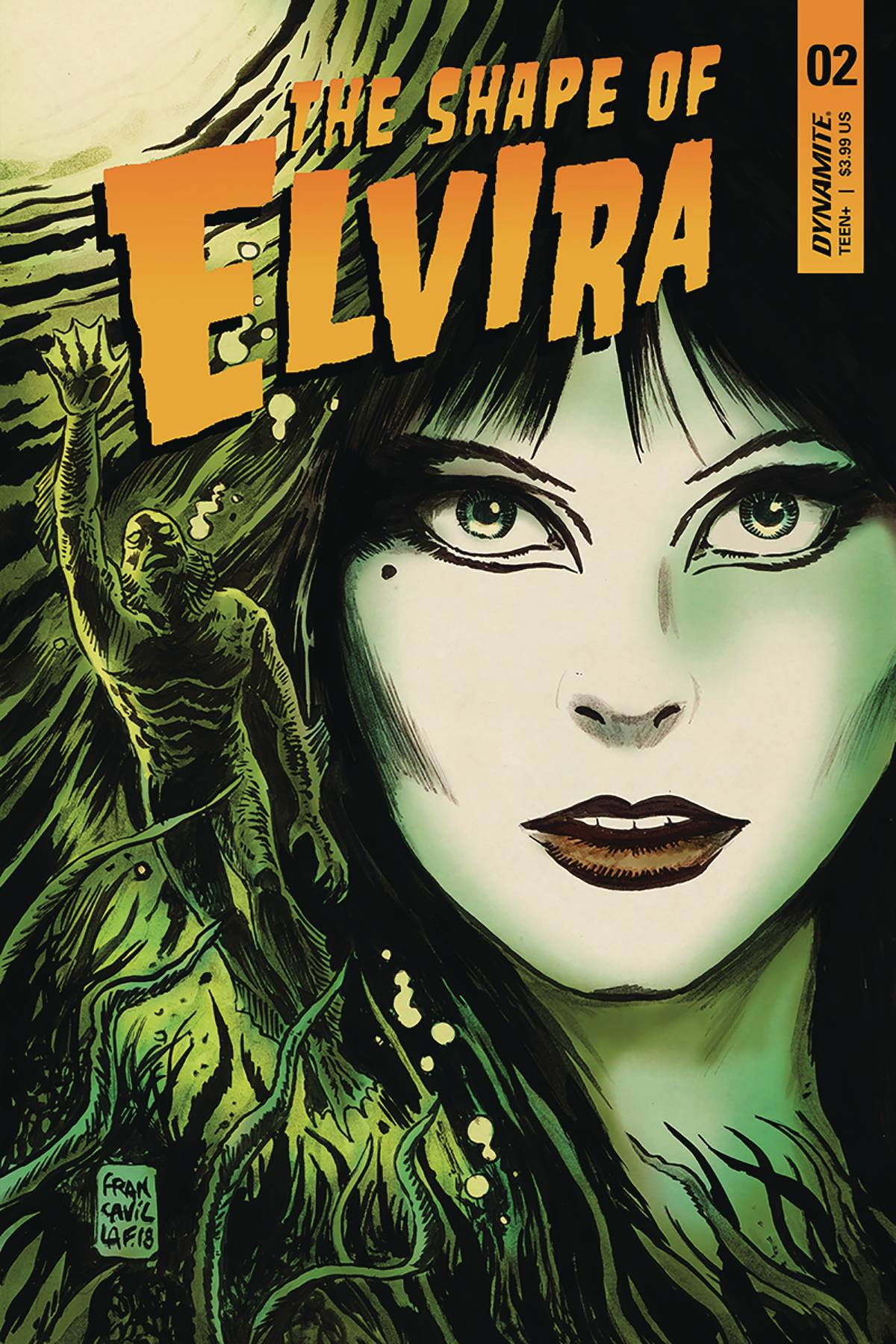 ELVIRA SHAPE OF ELVIRA 2 CVR A FRANCAVILLA.jpg