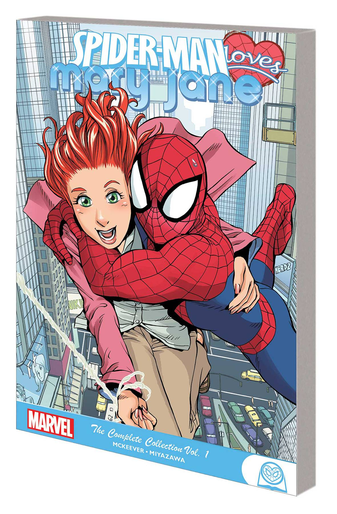 SPIDER-MAN LOVES MARY JANE GN TP COMPLETE COLLECTION.jpg