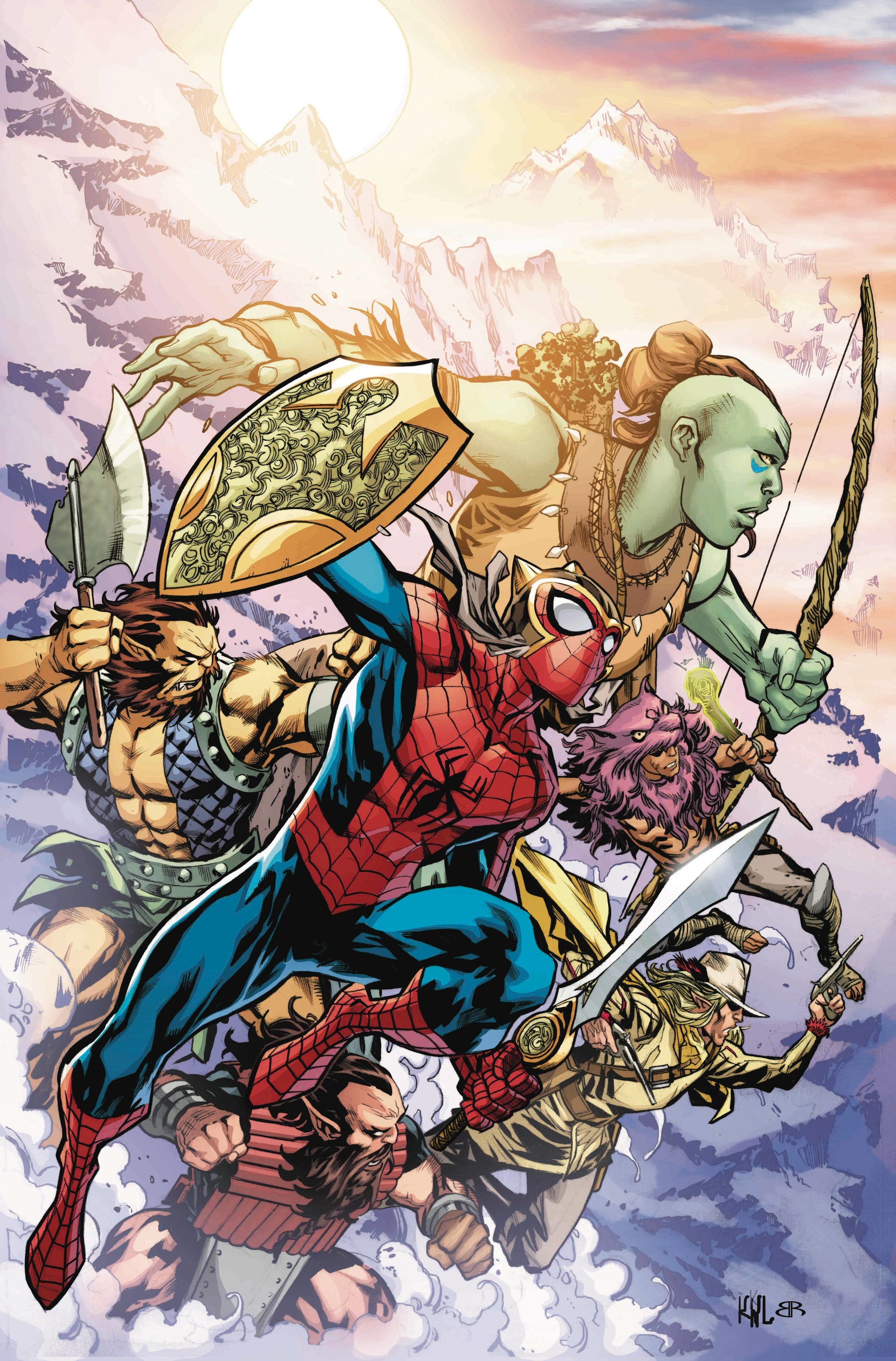 WAR OF REALMS SPIDER-MAN & LEAGUE OF REALMS 1 of 3.jpg
