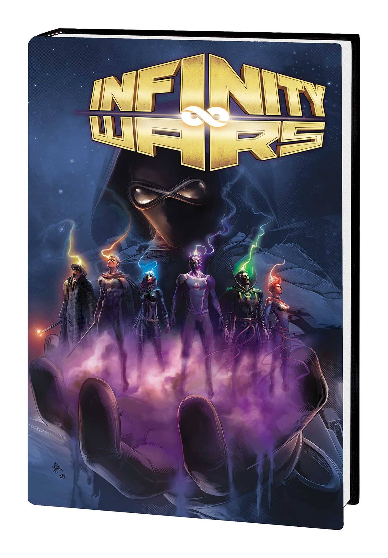 INFINITY WARS BY GERRY DUGGAN HC COMPLETE COLLECTION.jpg