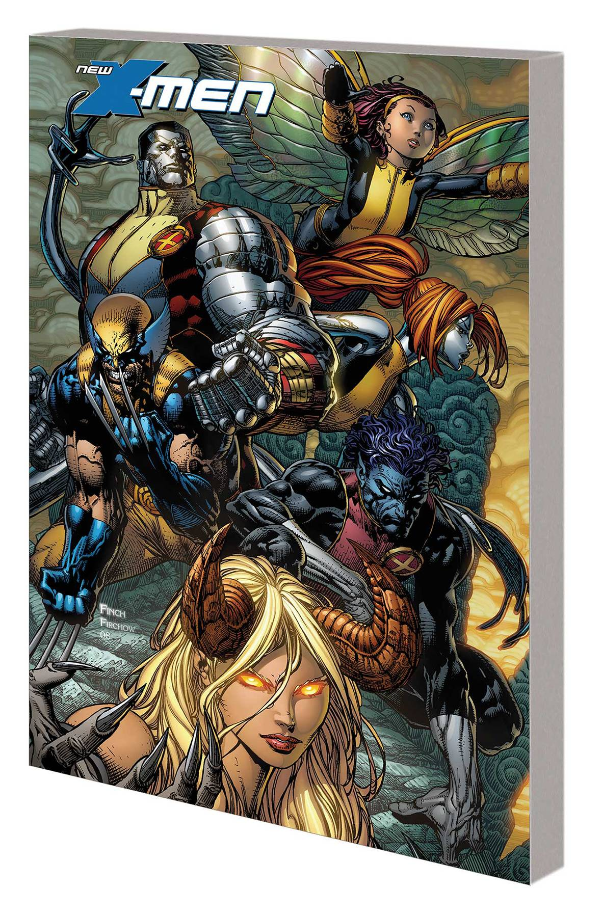 NEW X-MEN QUEST FOR MAGIK COMPLETE COLLECTION TP.jpg