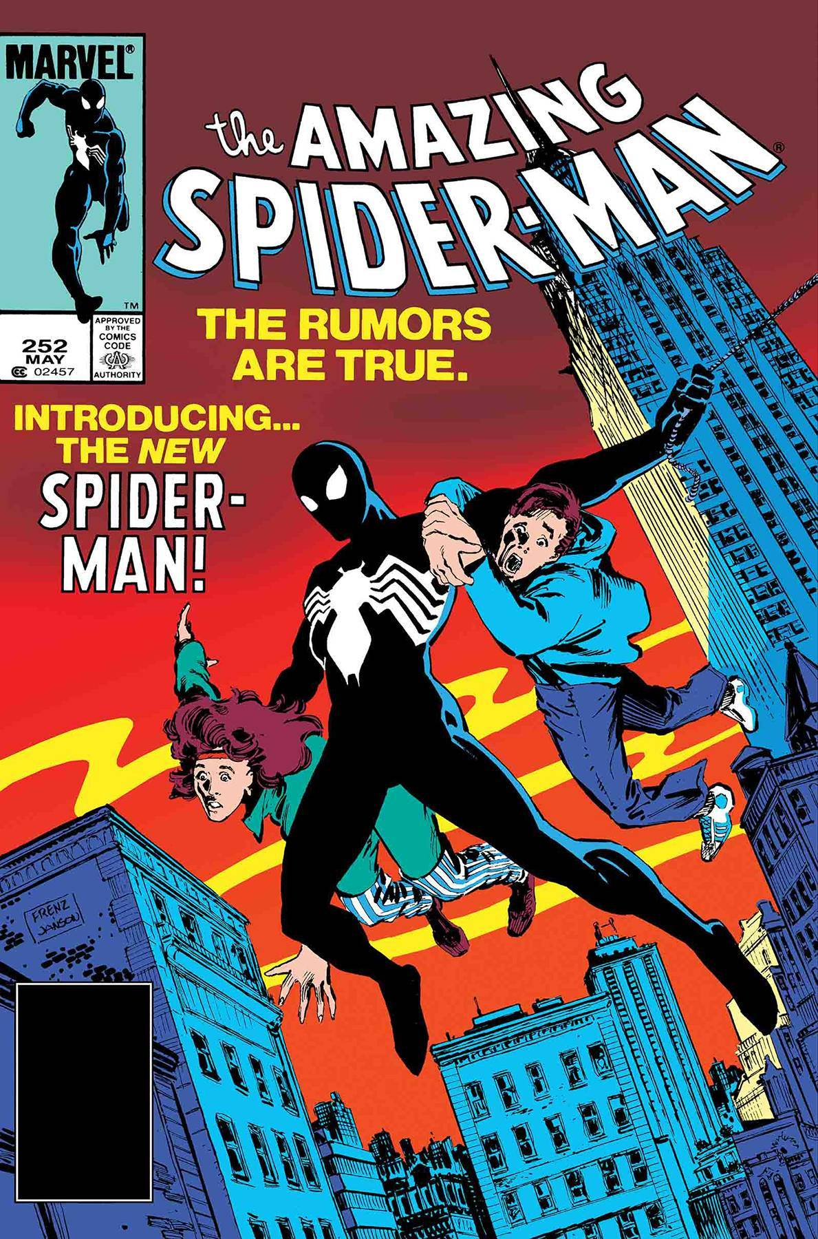 AMAZING SPIDER-MAN #252 FACSIMILE EDITION NEW PTG.jpg