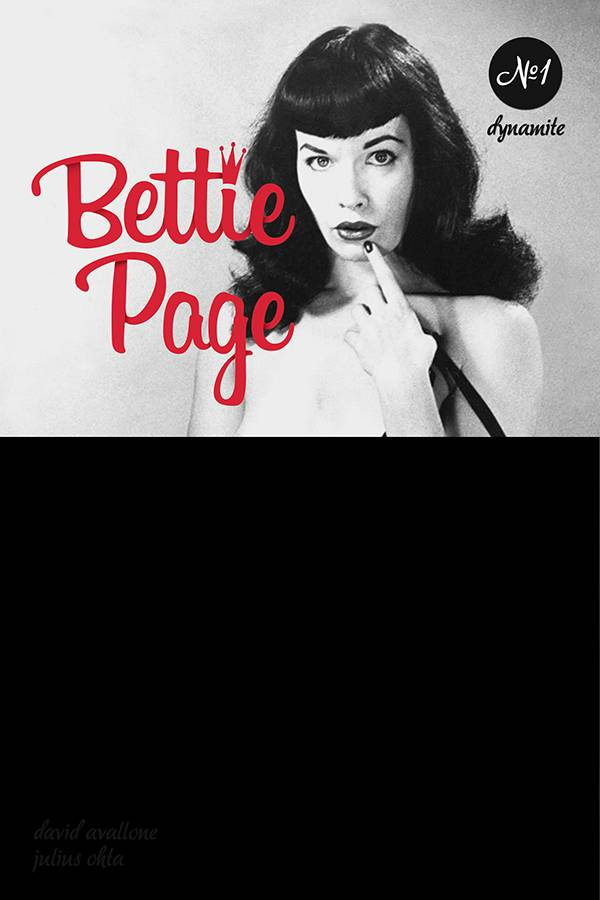 BETTIE PAGE UNBOUND 1 BLACK BAG PHOTO CVR.jpg