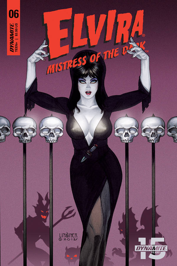 ELVIRA MISTRESS OF DARK 6 CVR A LINSNER.jpg