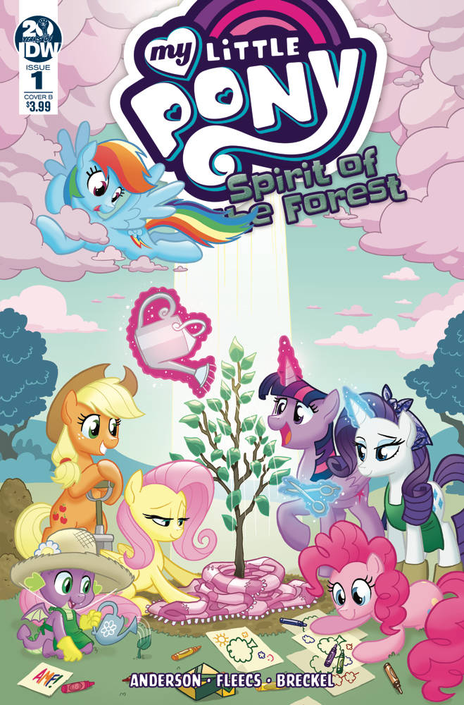 MY LITTLE PONY SPIRIT OF THE FOREST 1 of 3 CVR B FLEECS.jpg