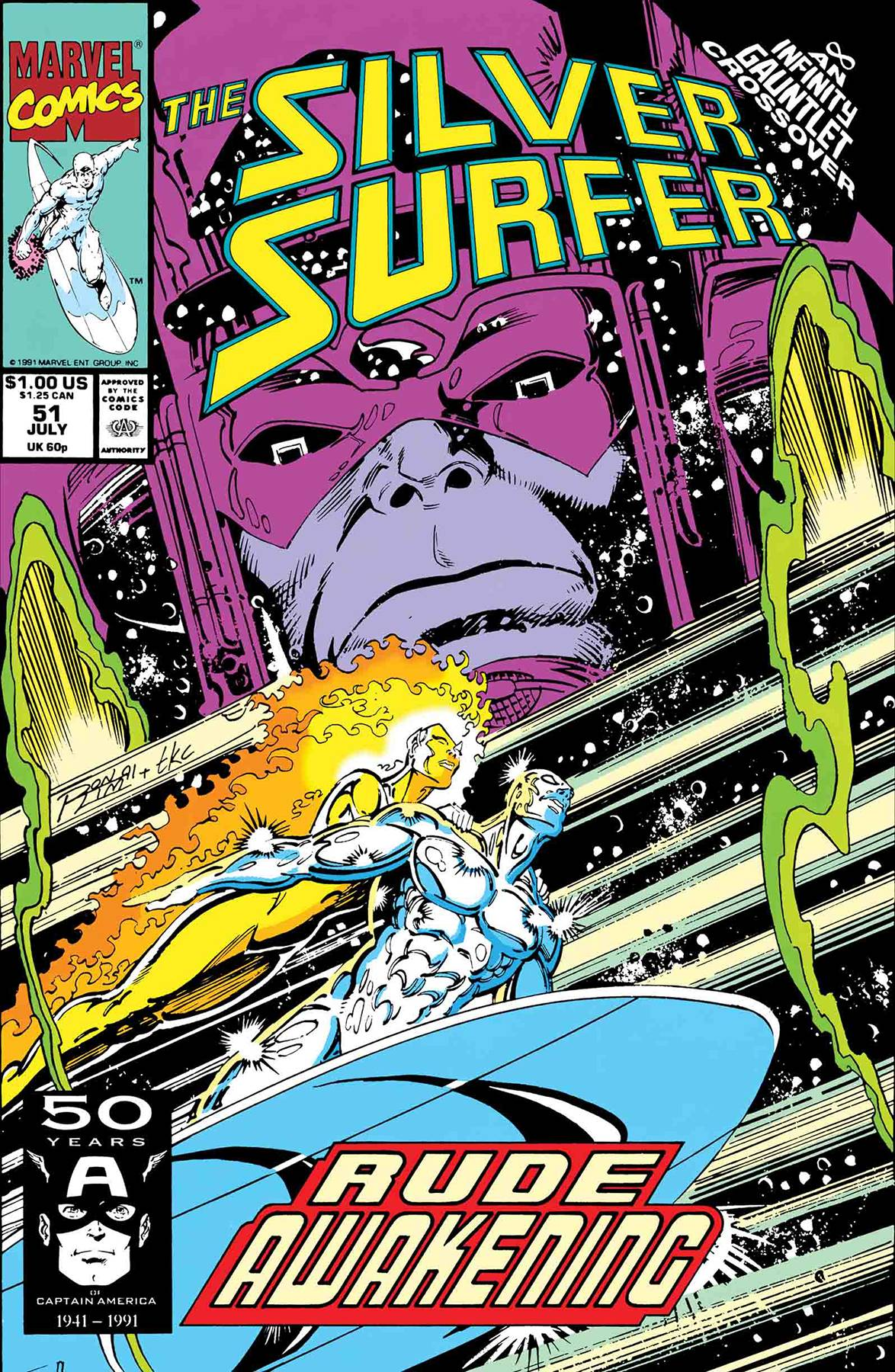 TRUE BELIEVERS SILVER SURFER RUDE AWAKENING 1.jpg