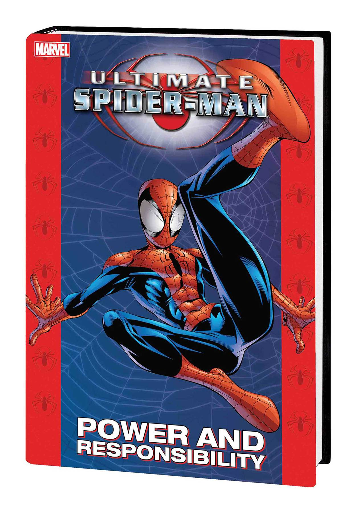 ULTIMATE SPIDER-MAN HC POWER & RESPONSIBILITY MARVEL SELECT.jpg