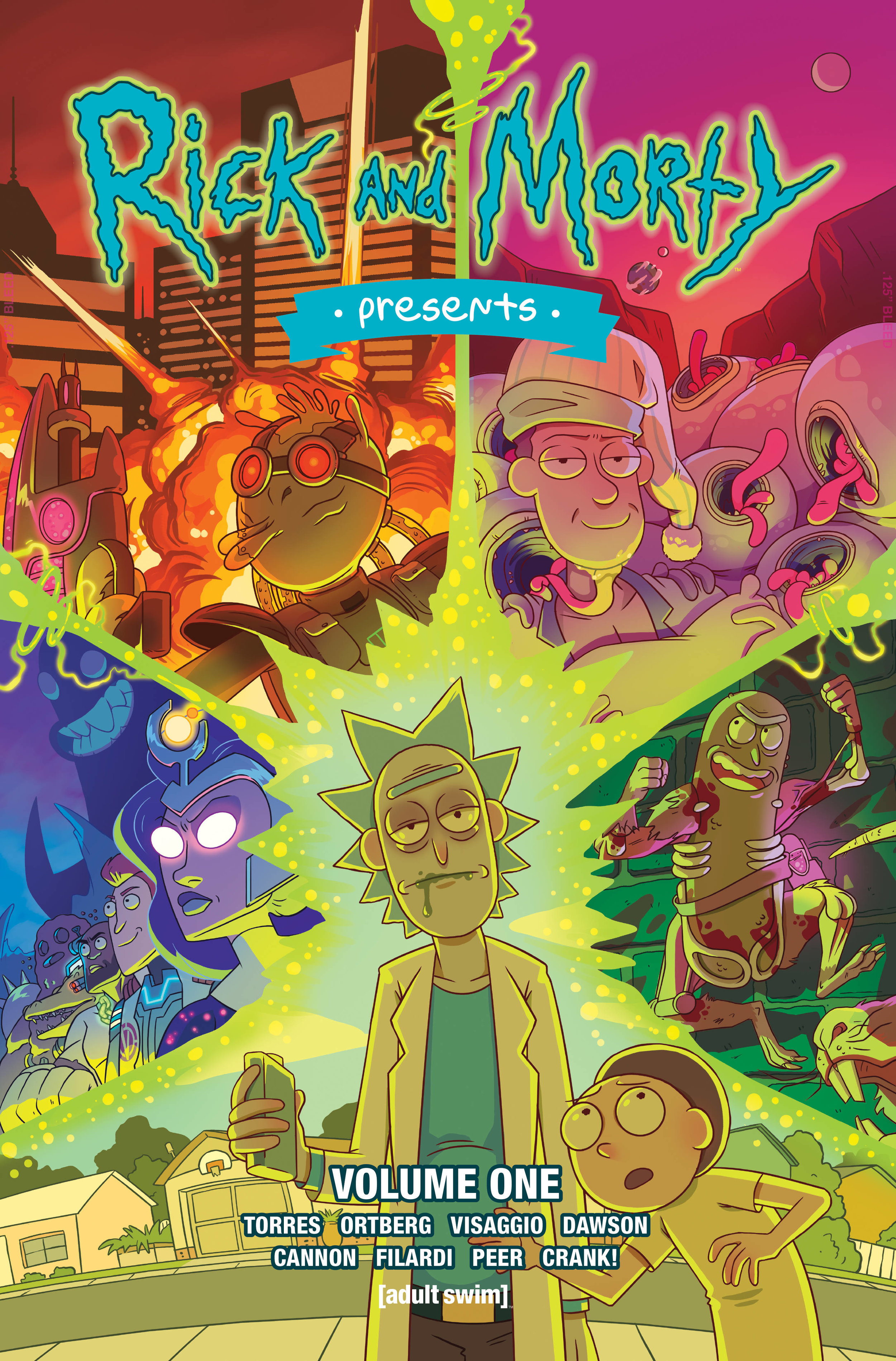 RICK AND MORTY PRESENTS TP 1.jpg