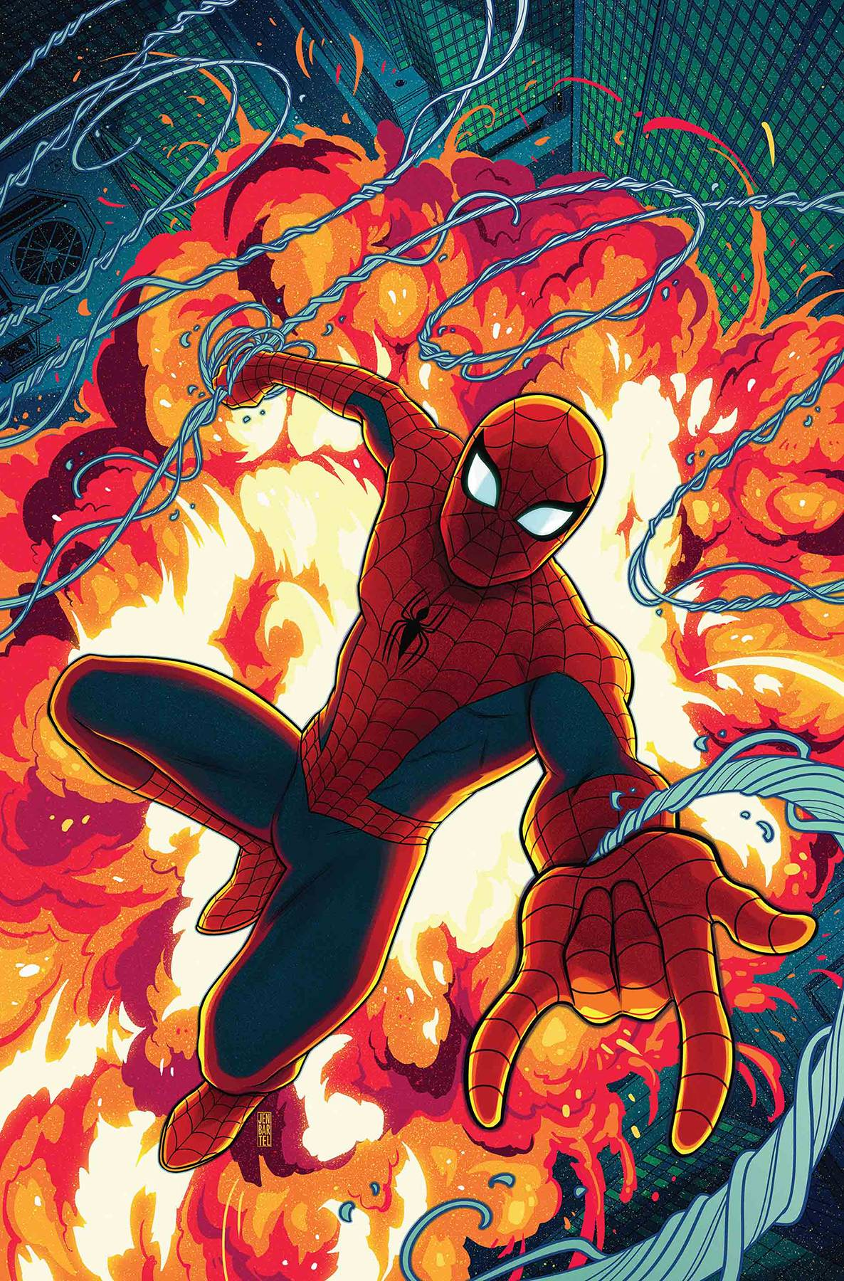 SPIDER-MAN BY BARTEL POSTER.jpg