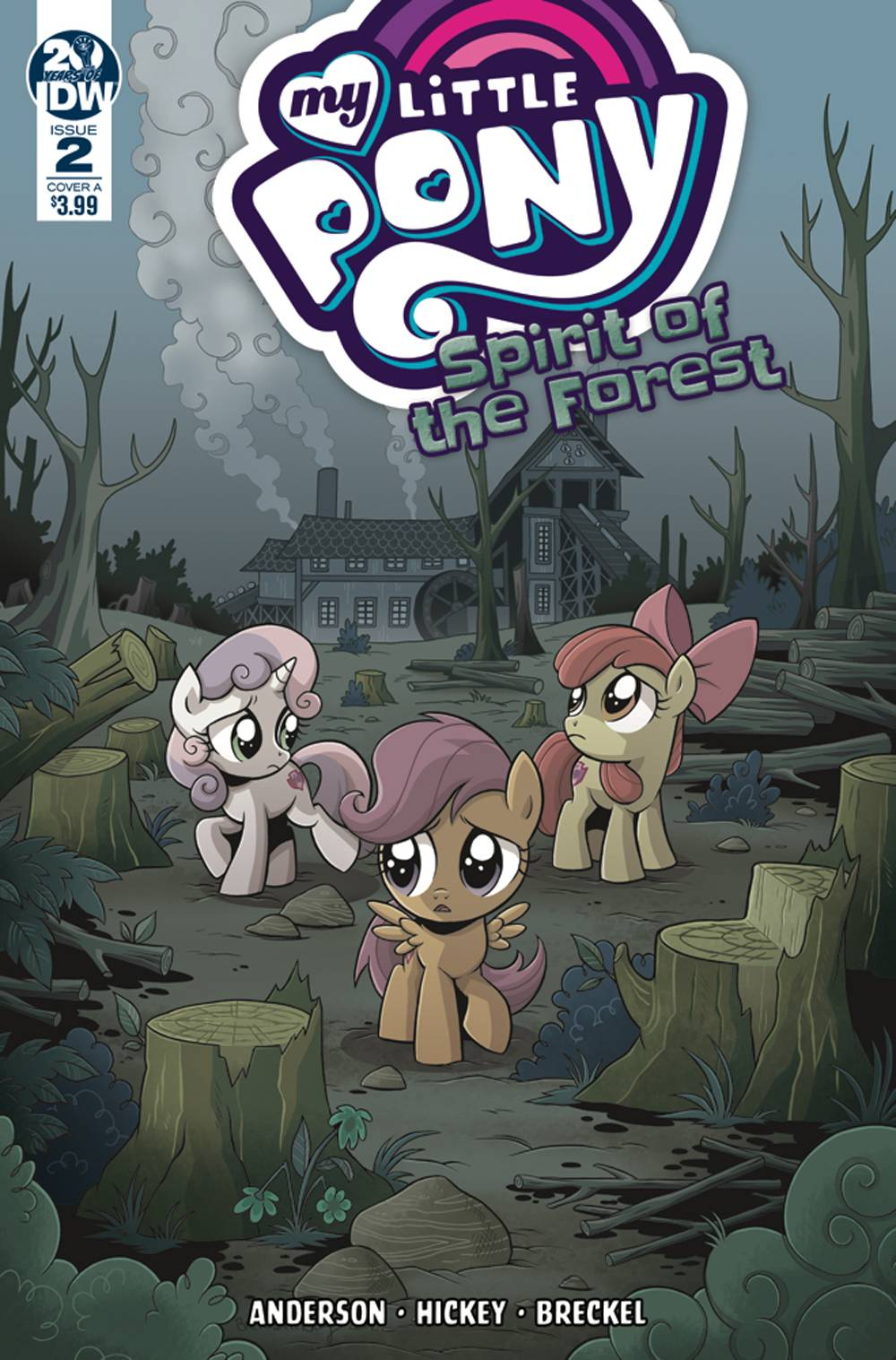 MY LITTLE PONY SPIRIT OF THE FOREST 2 of 3 CVR A HICKEY.jpg