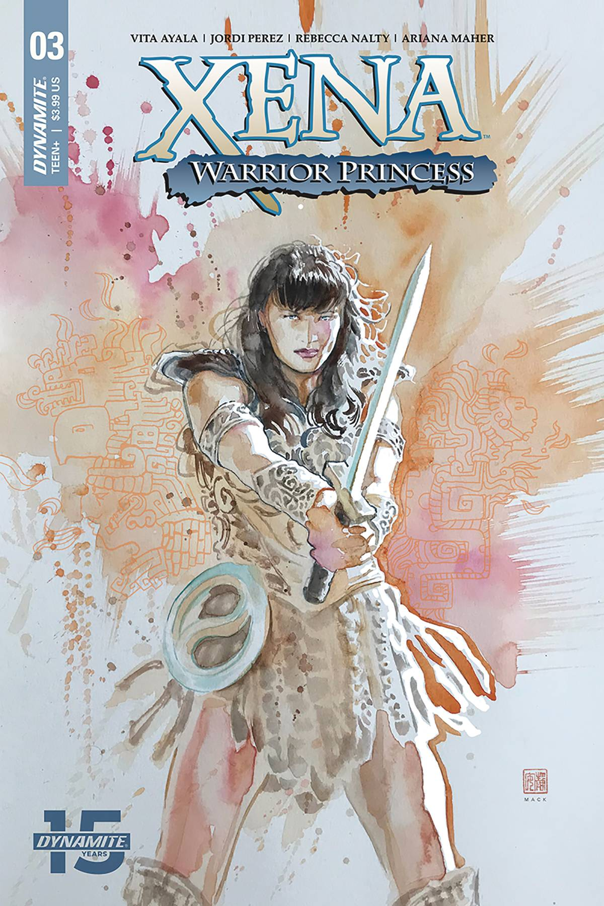 XENA WARRIOR PRINCESS 3 CVR A MACK.jpg