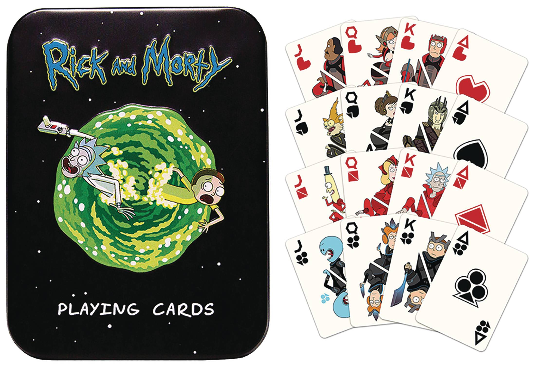 RICK & MORTY PLAYING CARDS TIN.jpg