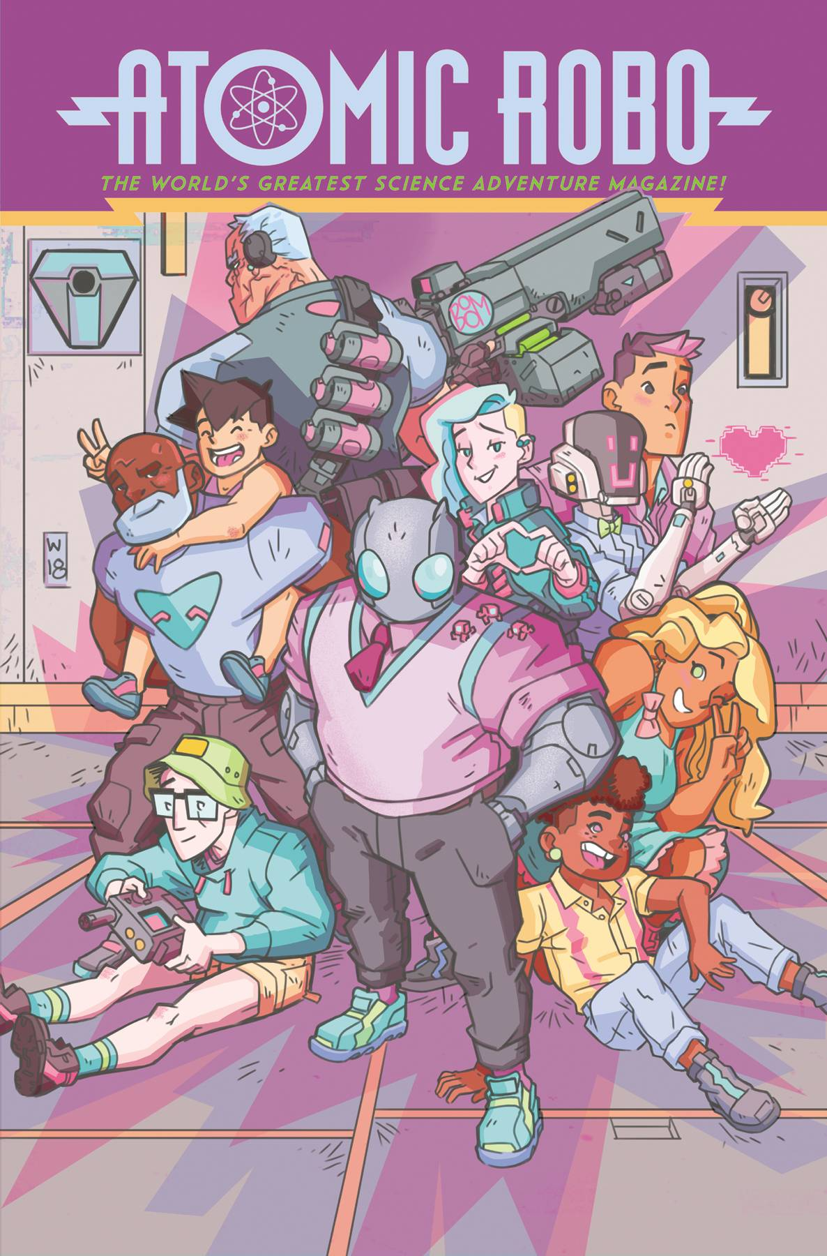 ATOMIC ROBO AND DAWN OF NEW ERA TP 1.jpg