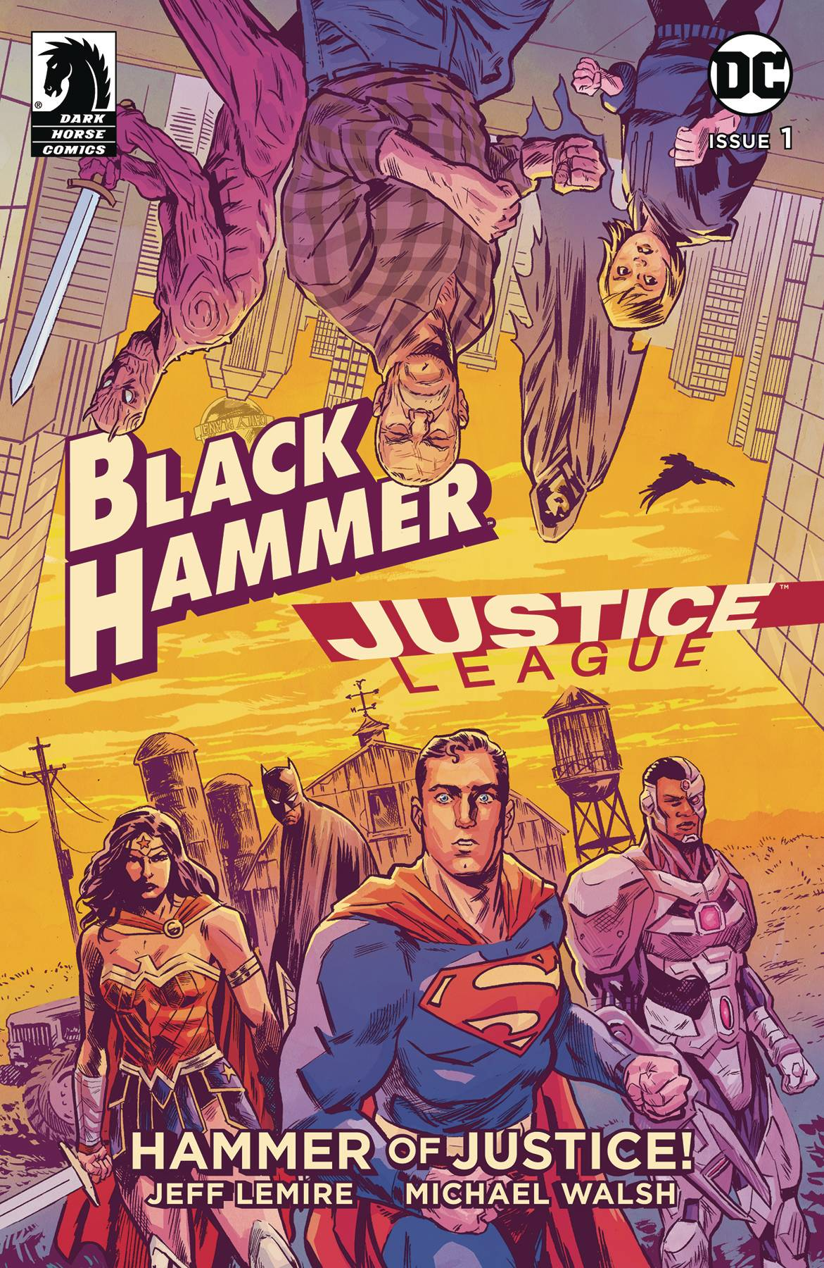 BLACK HAMMER JUSTICE LEAGUE 1 of 5 CVR A WALSH.jpg