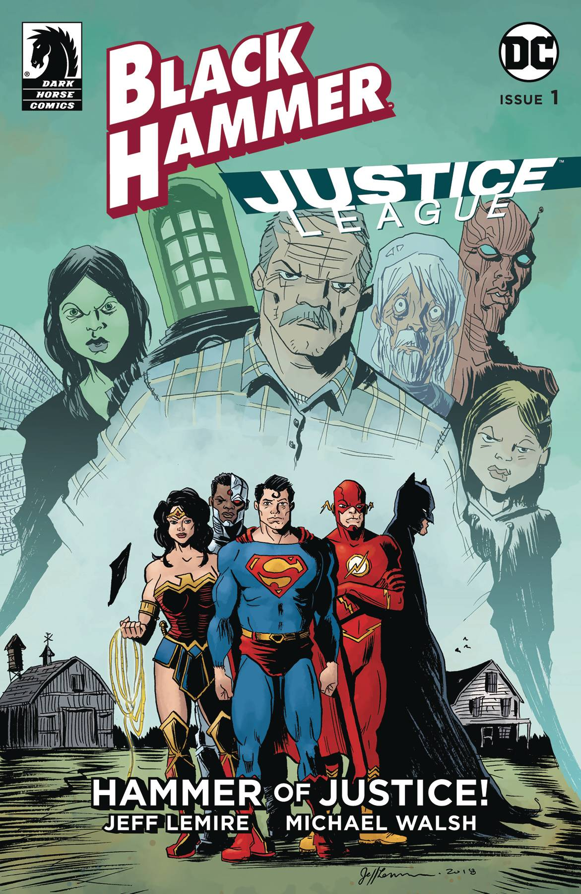 BLACK HAMMER JUSTICE LEAGUE 1 of 5 CVR D LEMIRE.jpg