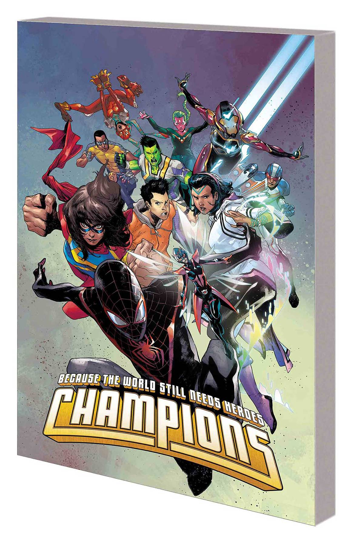CHAMPIONS BY JIM ZUB TP 1 BEAT THE DEVIL.jpg