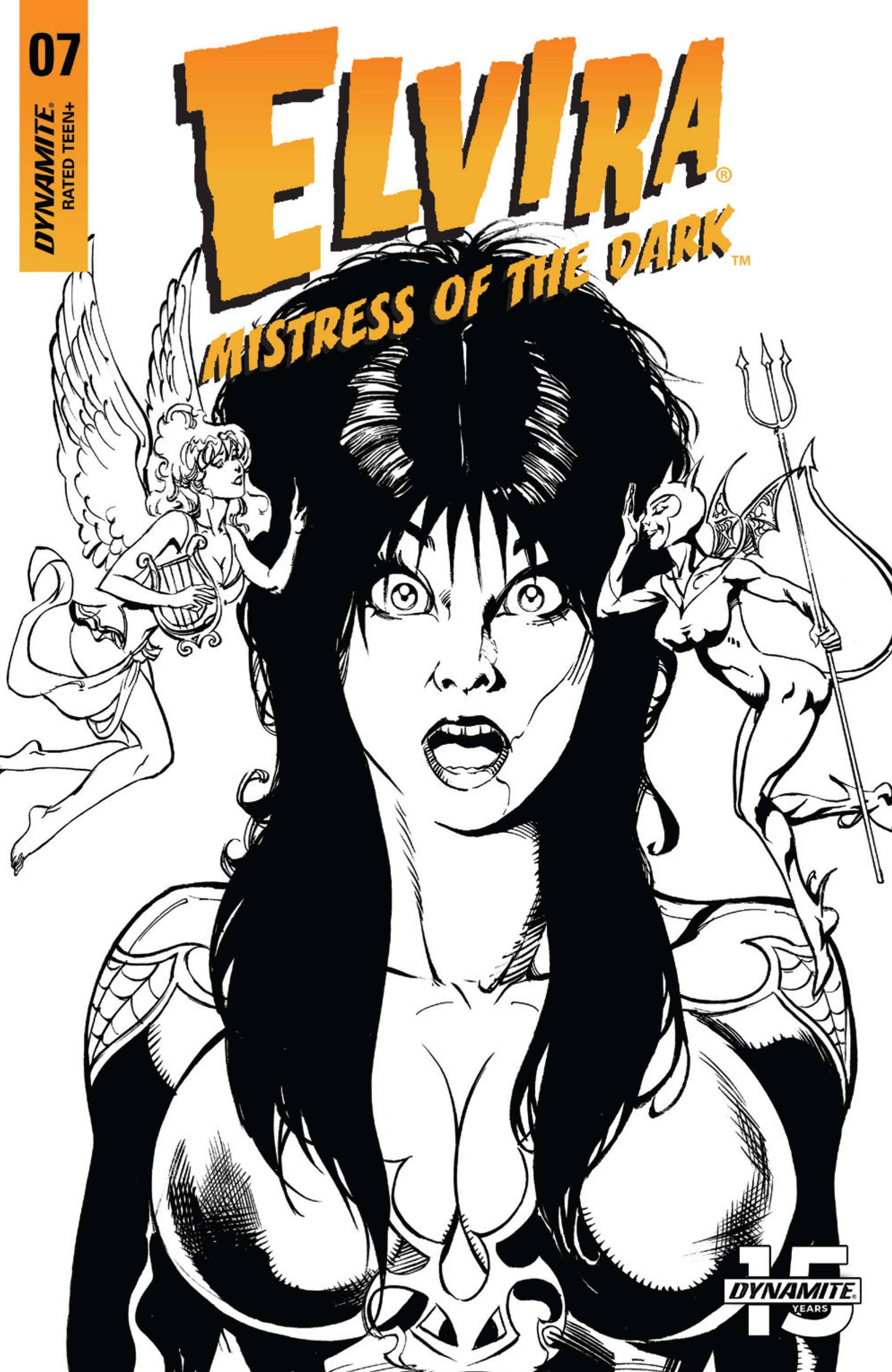 ELVIRA MISTRESS OF DARK #7 15 COPY CASTRO FOC B&W INCV.jpg
