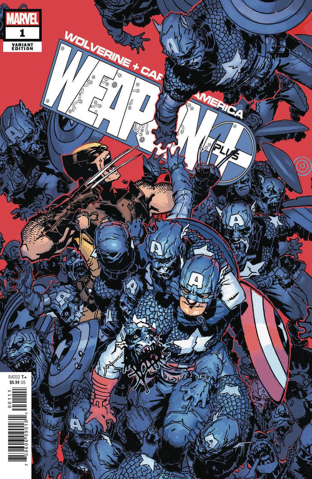 WOLVERINE AND CAPTAIN AMERICA WEAPON PLUS 1 BACHALO VAR.jpg