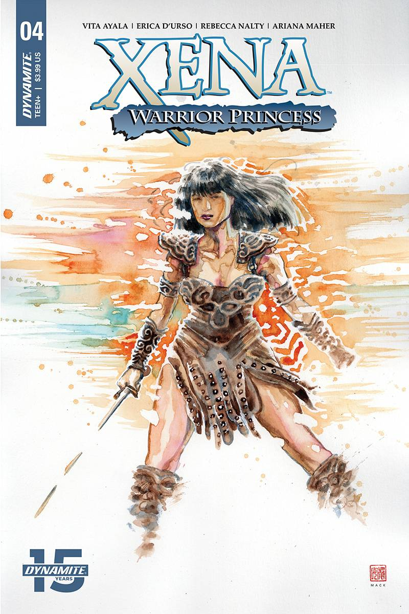 XENA WARRIOR PRINCESS 4 CVR A MACK.jpg