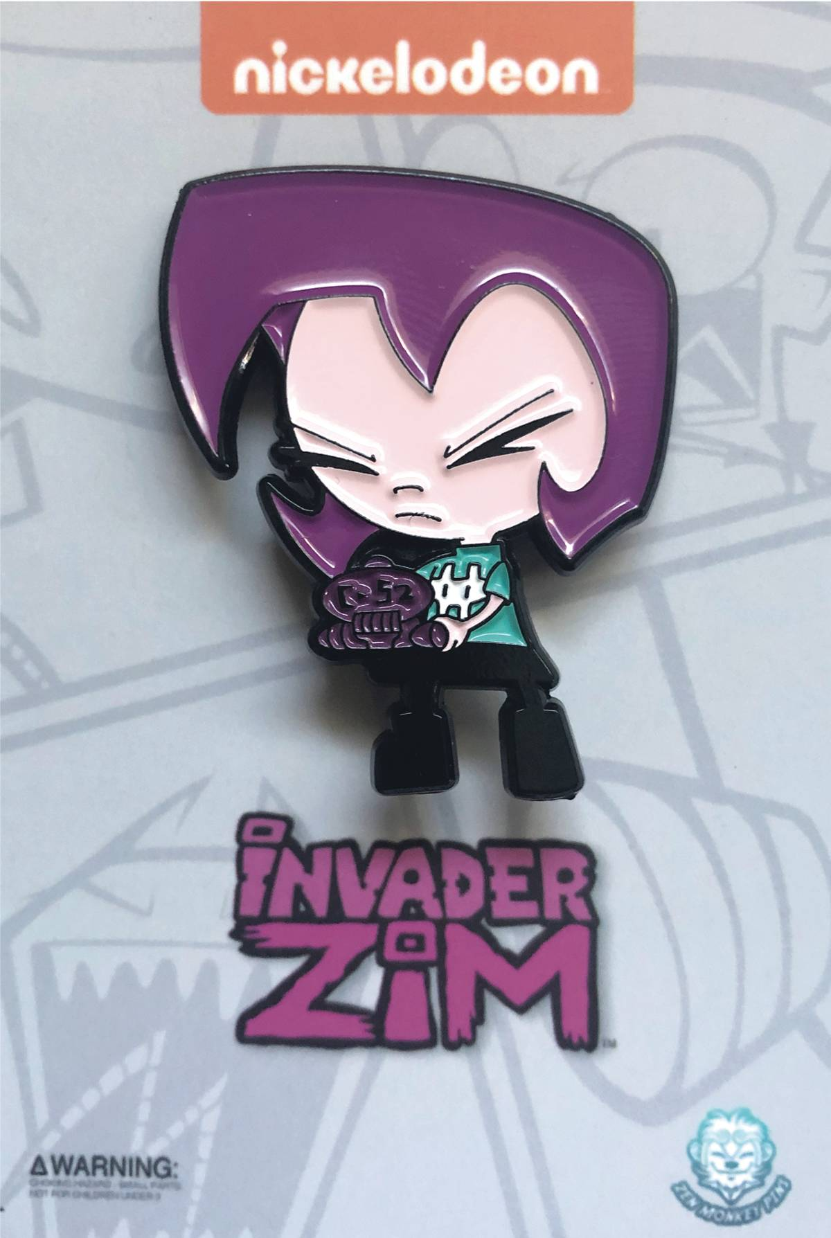 INVADER ZIM GAZ WITH VIDEO GAME PIN.jpg