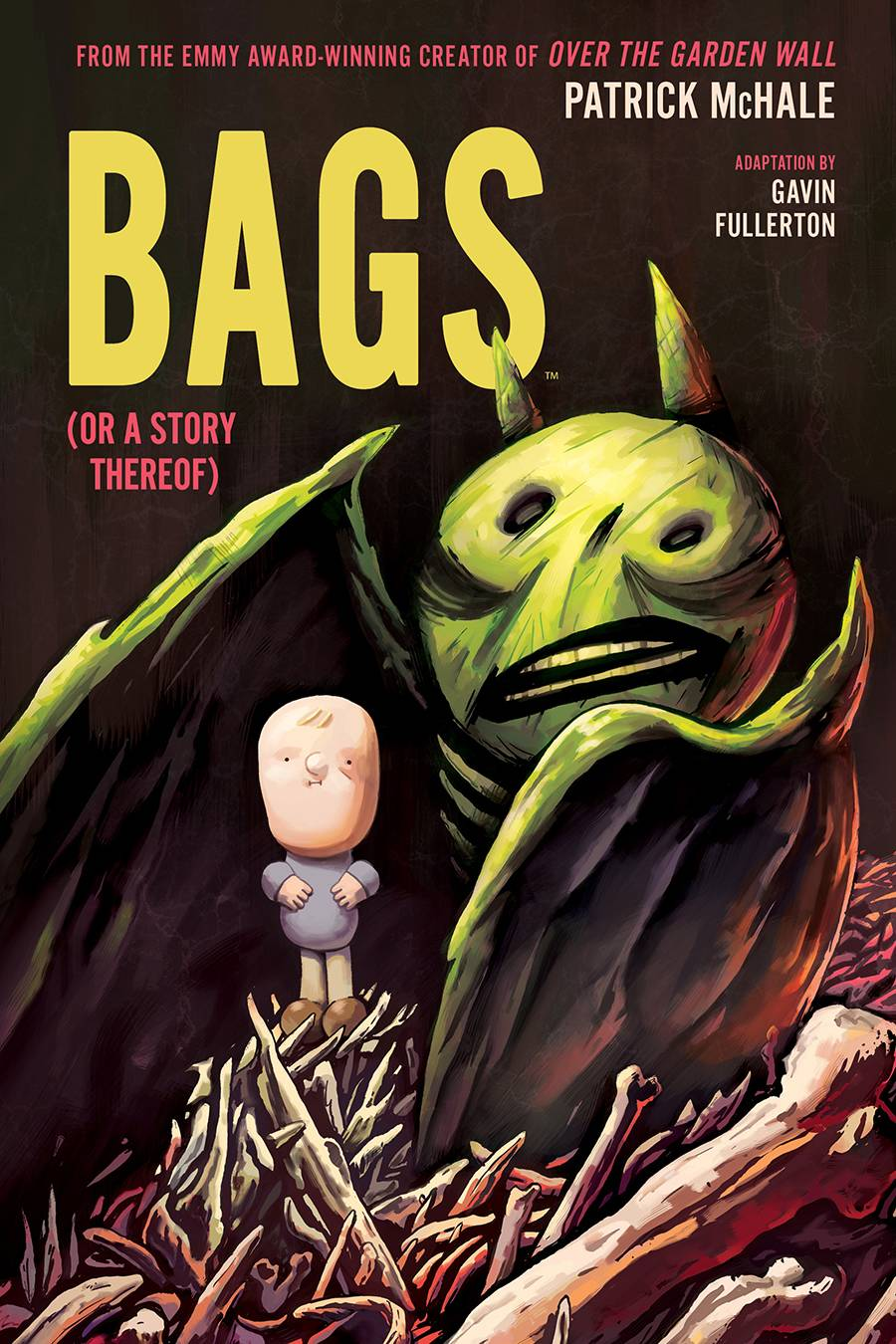 BAGS OR A STORY THEREOF ORIGINAL GN.jpg
