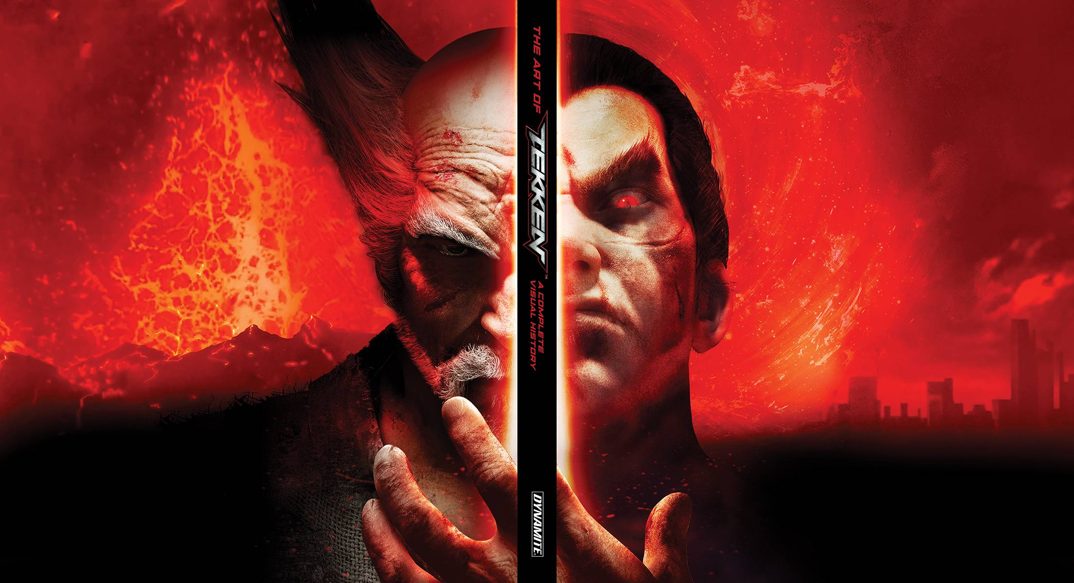 THE ART OF TEKKEN A COMPLETE VISUAL HISTORY DLX HC.jpg