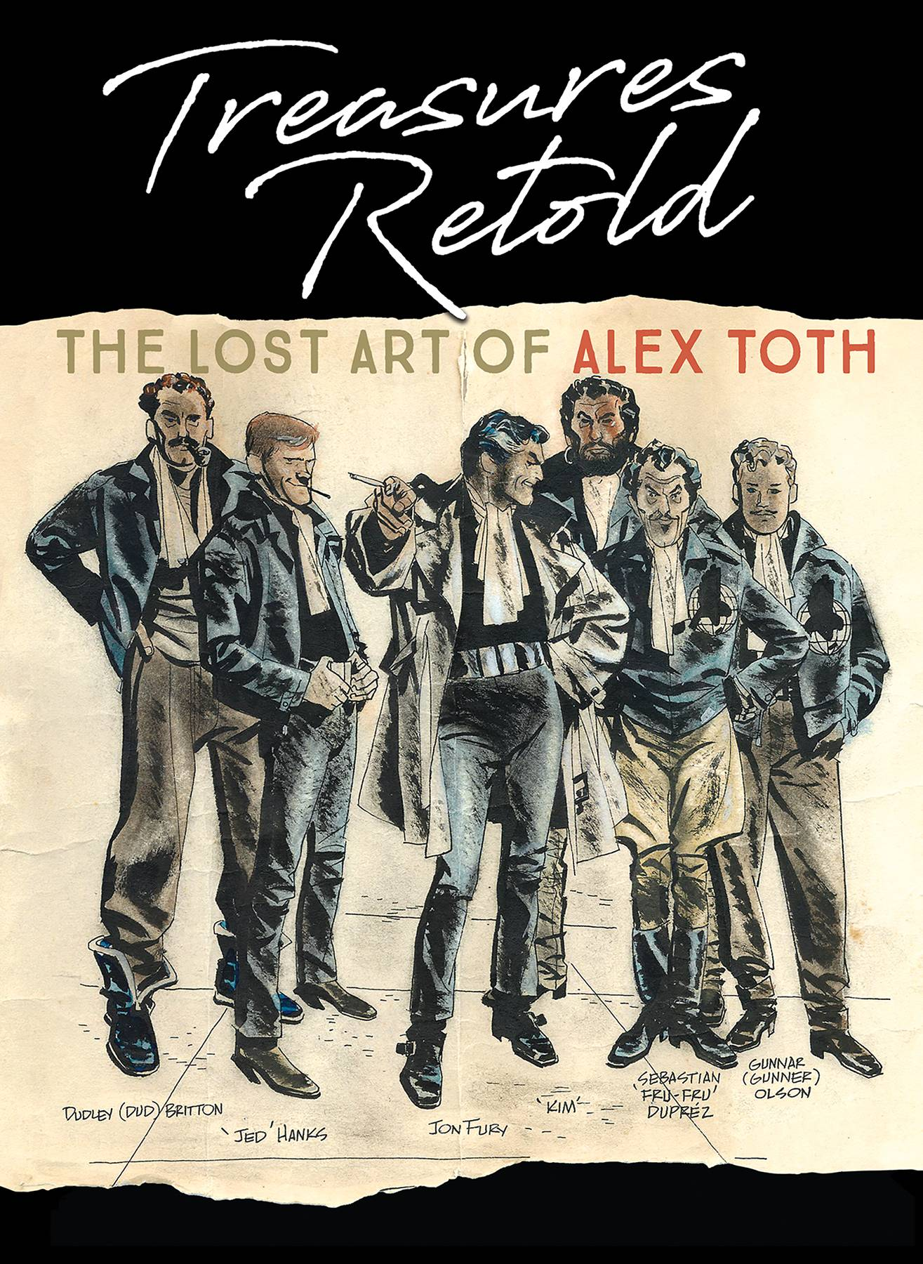 TREASURES RETOLD THE LOST ART OF ALEX TOTH HC.jpg
