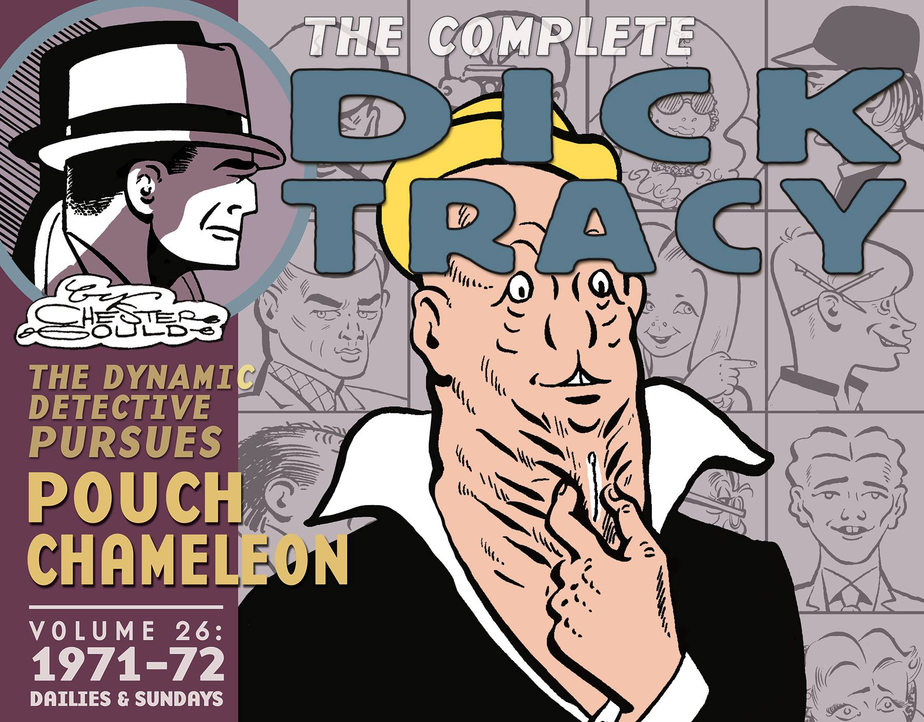 COMPLETE CHESTER GOULD DICK TRACY HC 26.jpg