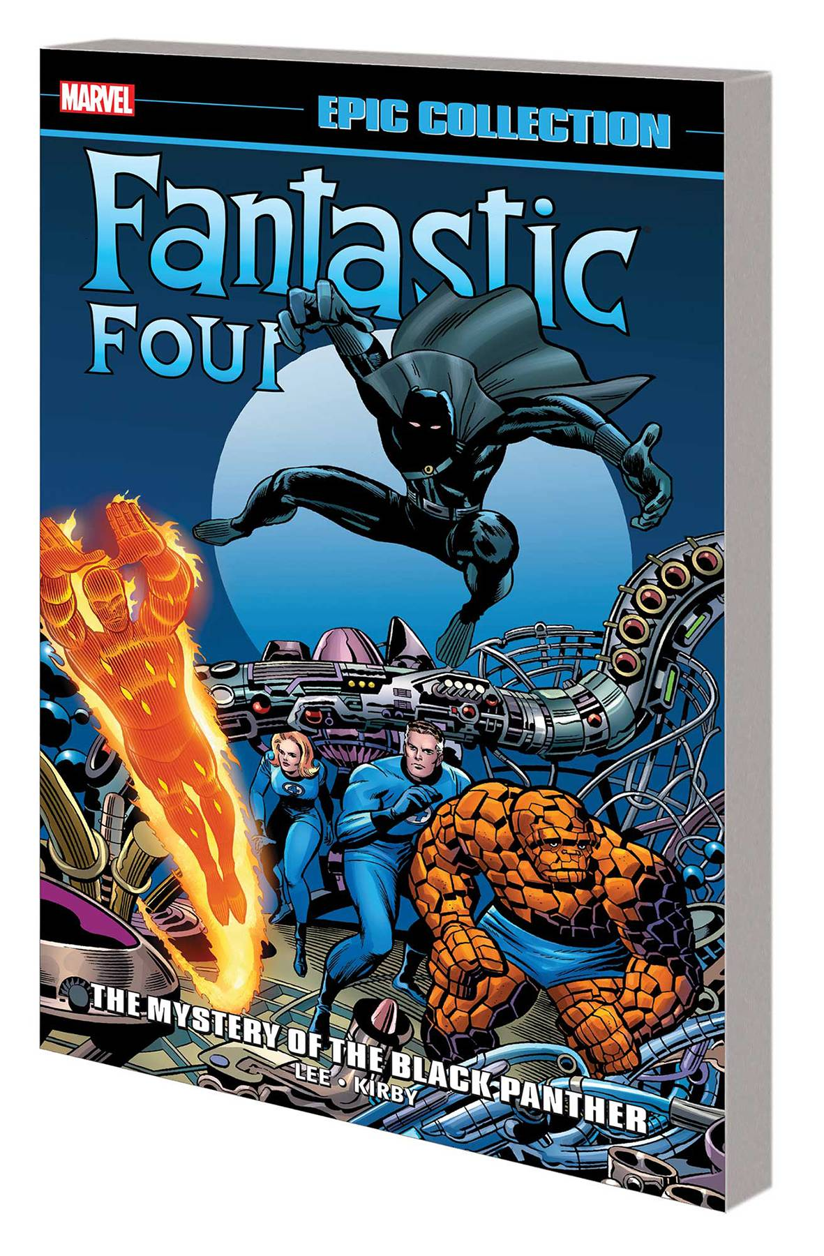 FANTASTIC FOUR EPIC COLLECTION TP MYSTERY OF BLACK PANTHER.jpg