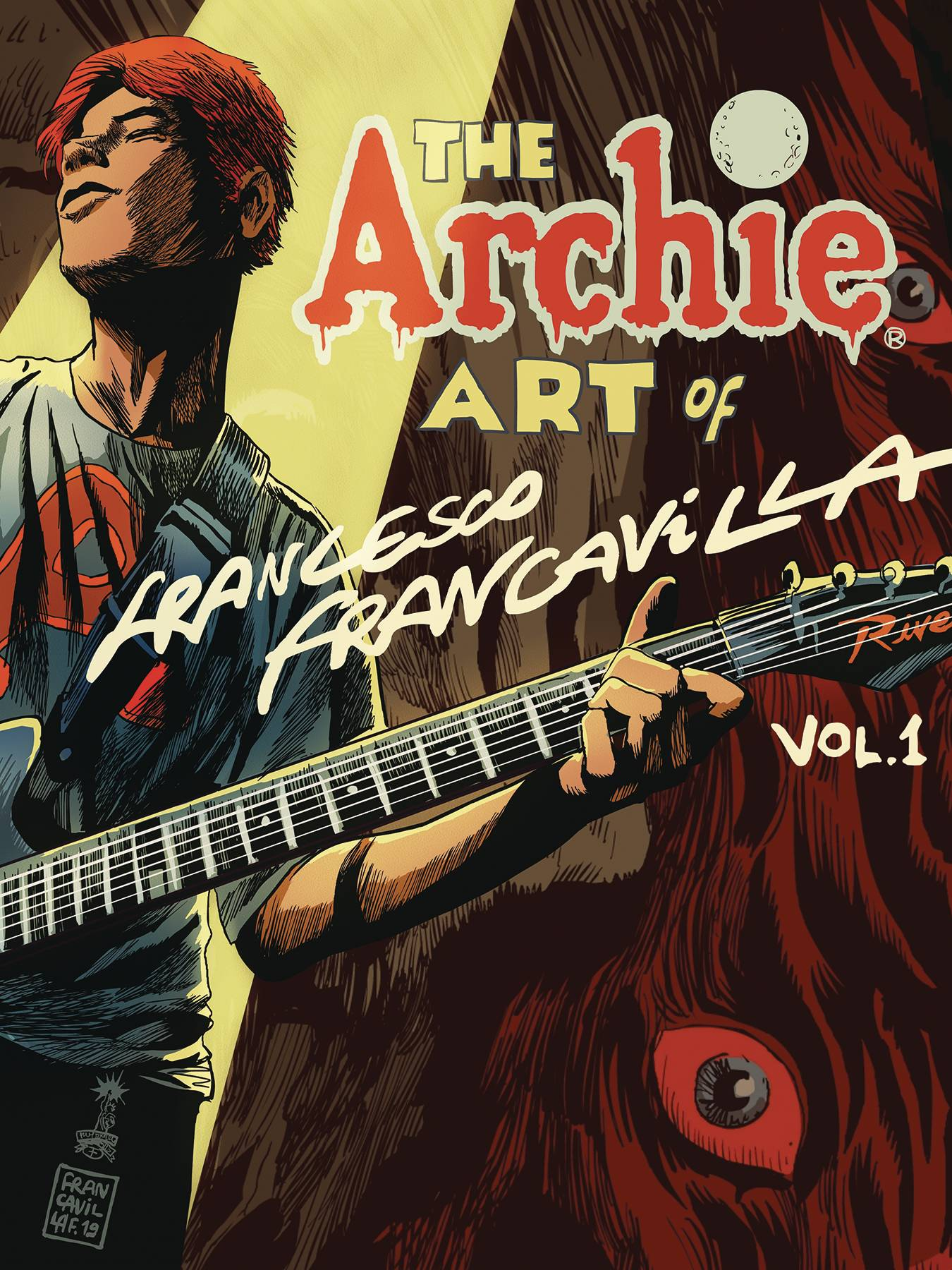 ARCHIE ART OF FRANCESCO FRANCAVILLA HC.jpg