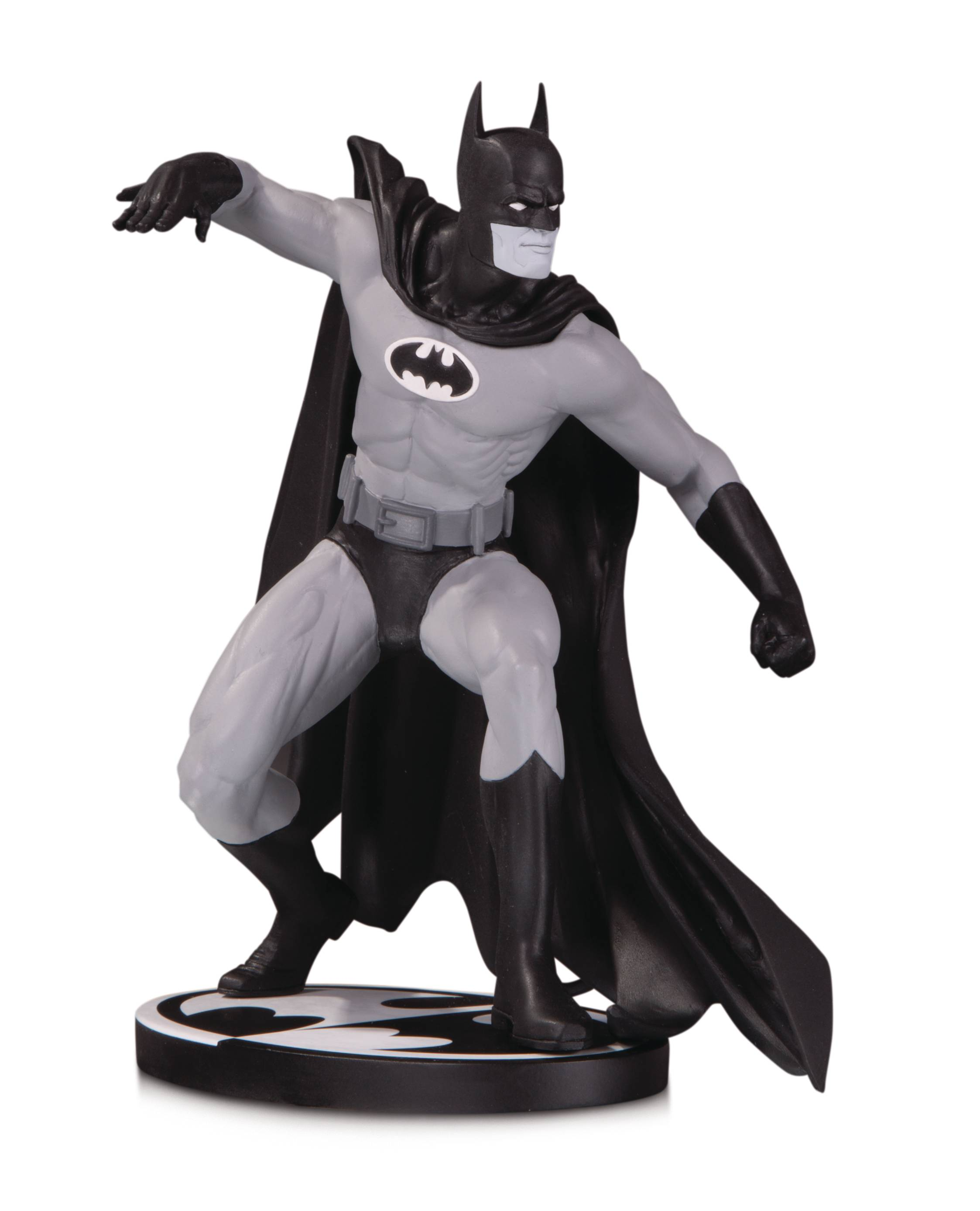BATMAN BLACK & WHITE BATMAN BY GENE COLAN STATUE.jpg