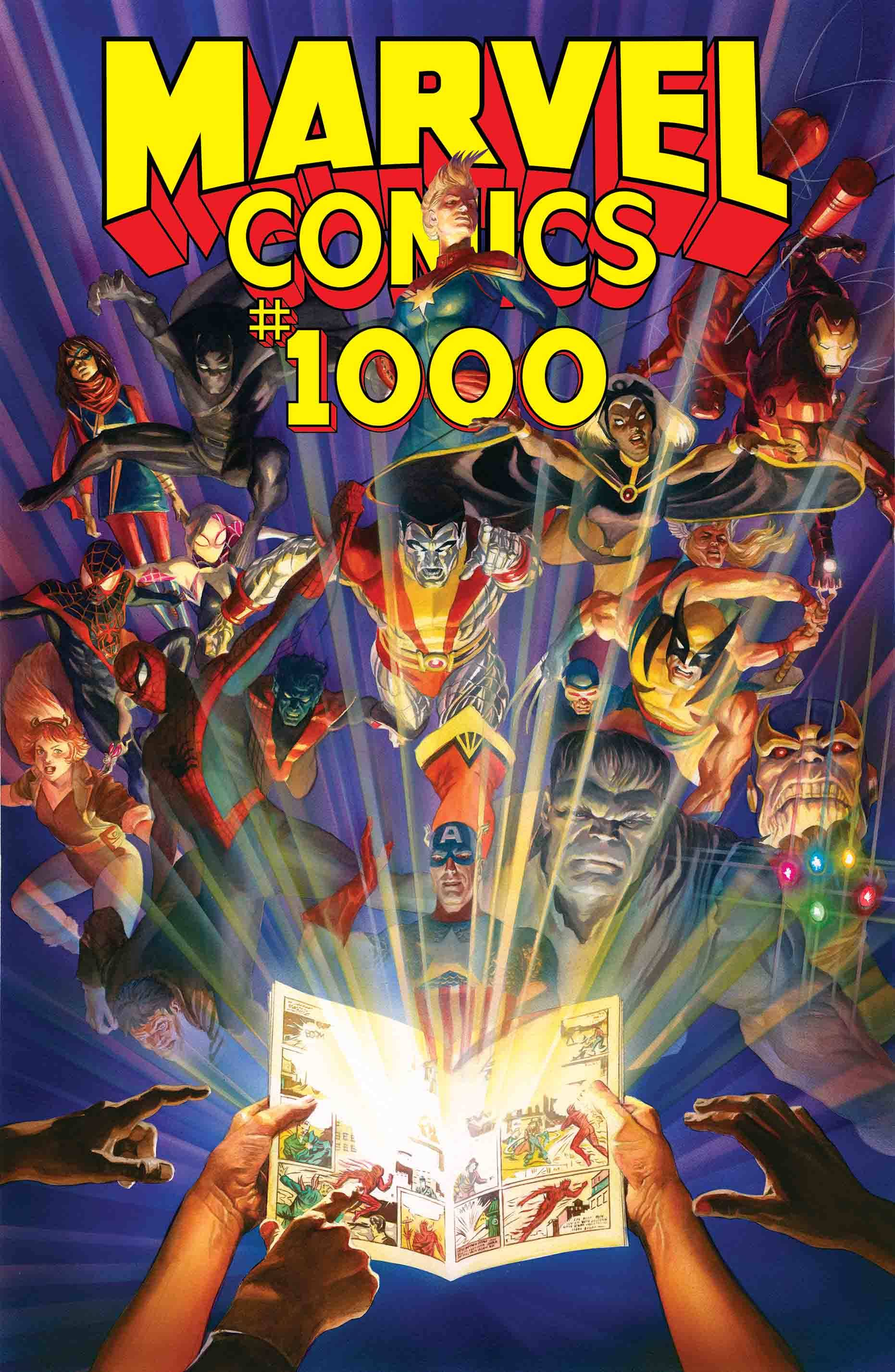 MARVEL COMICS 1000 BY ALEX ROSS POSTER.jpg